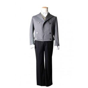 Sweeney Todd Cosplay Coat Costume
