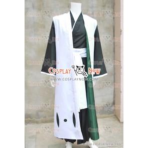 Bleach Cosplay Ichimaru Gin Costume