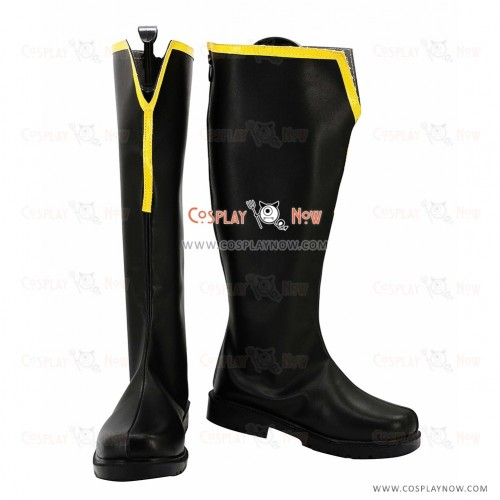 Tales of Vesperia Cosplay Shoes Yuri Lowell Boots
