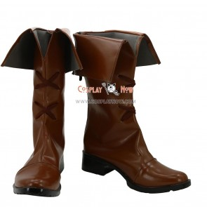 The King's Avatar Cosplay Shoes Xiaoshiqin Boots