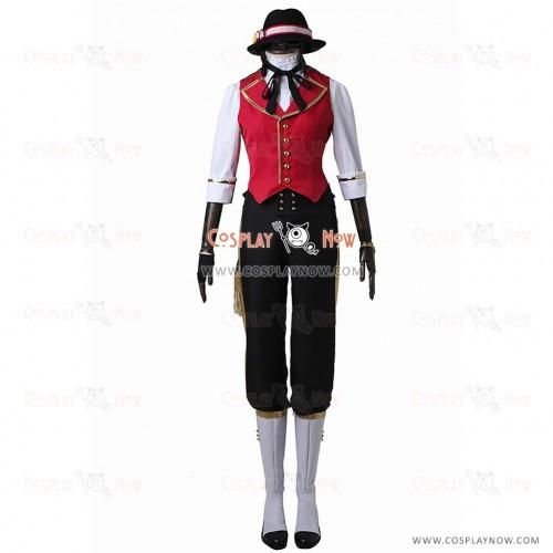 MARGINAL#4 Nomura R Cosplay Costume