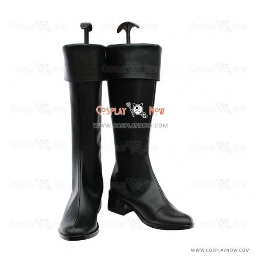 Infinite Stratos Cosplay Shoes Shinonono Houki Boots