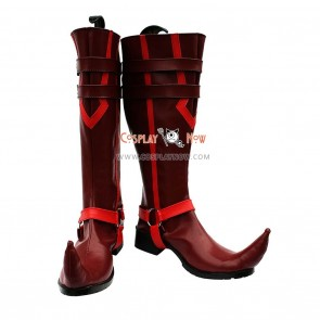 Blue Exorcist / Ao no Exorcist Cosplay Shoes Mephisto Pheles  Boots