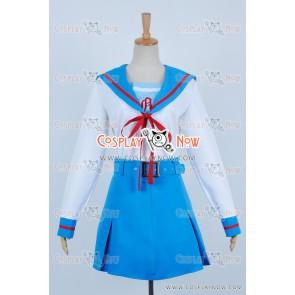 Suzumiya Haruhi Dress Cosplay Costume