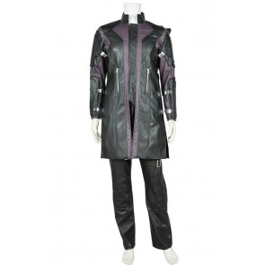 Avengers: Age Of Ultron Cosplay Clint Barton Hawkeye Costume