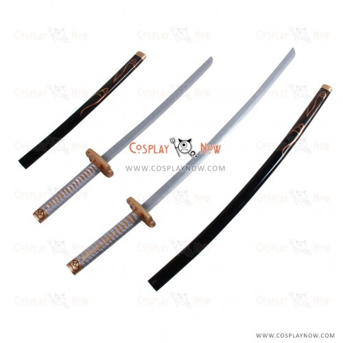 Sengoku Night Blood Cosplay Toyotomi Hideyoshi swords