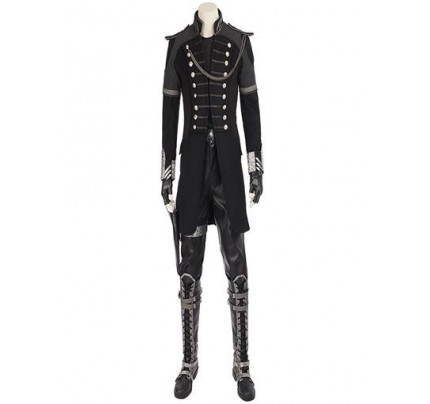 Coswinner Kingsglaive Final Fantasy XV FF15 Nyx Ulric Costume with Boots Cosplay Costume