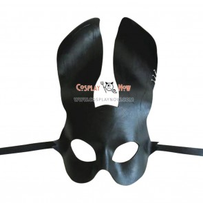 Disney Series Cosplay Rabbit Girl Mask