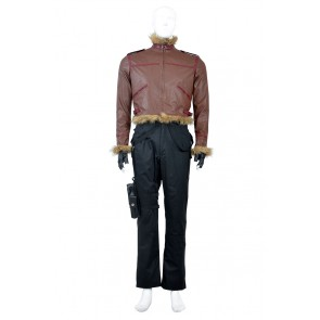 Leon Scott Kennedy Costume For Resident Evil Cosplay