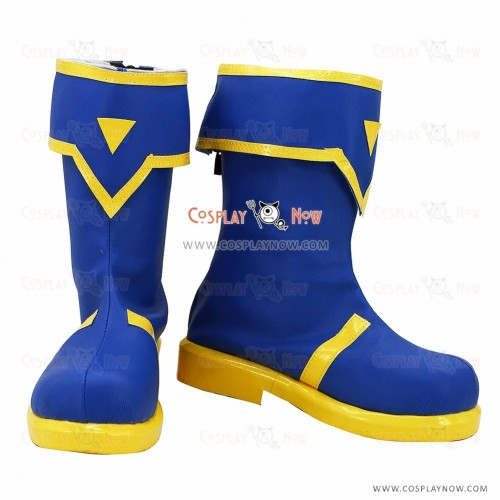 Sword Art Online 2 Cosplay Shoes ALO Silica Boots