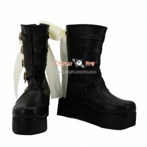 RWBY Season 2 Cosplay Shoes Yang Xiao Long Boots