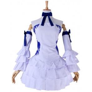 Fairy Tail Cosplay Lucy Heartfilia Costume