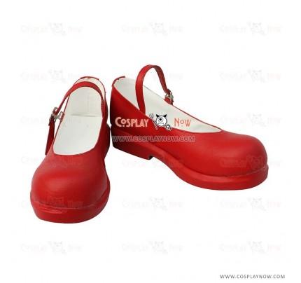 Touhou Project Kazami Yuka Cosplay Shoes
