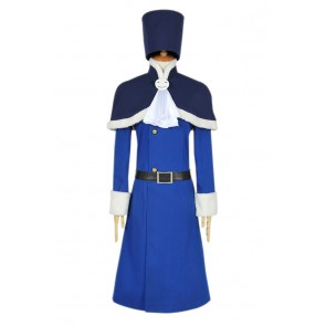 Fairy Tail Cosplay Rain Woman Juvia Lockser Costume