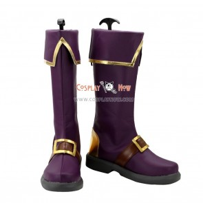 Ragnarok Online Cosplay Shoes Hunter Boots for Man