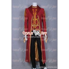 Legend of the Seeker Cosplay Darken Rahl Costume