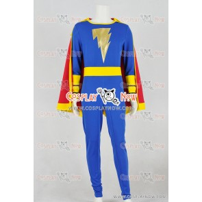Captain Marvel Cosplay Captain Marvel Jr. Costume
