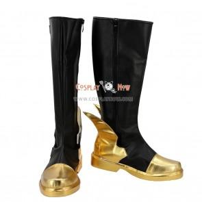 God Eater Cosplay Shoes Kannagi yuu Boots