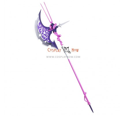 GATE Rōri Mākyurī Big Sword Wand PVC Cosplay Props