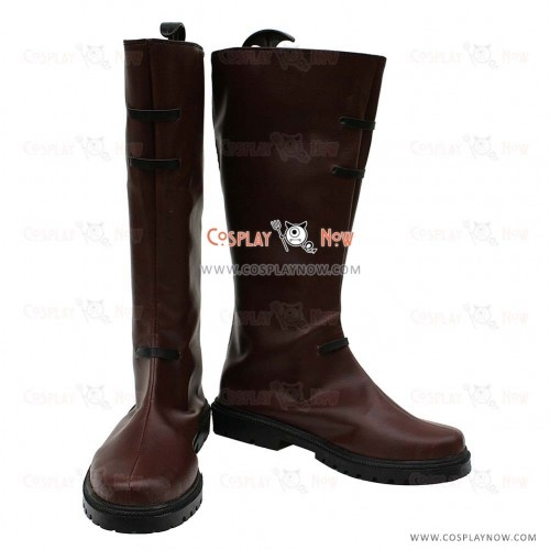 The Moomins Cosplay Shoes Snufkin Boots