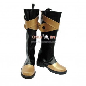 D Gray-Man Cosplay Shoes Cloud Nyne Boots