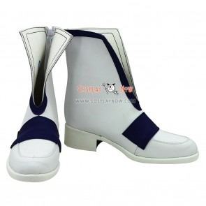 Sword Art Online ALO Cosplay Shoes Asuna White Boots