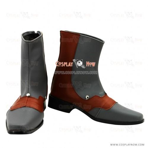Blazblue Cosplay Shoes Hazama Boots