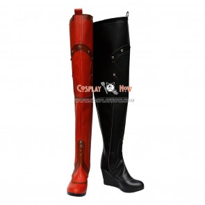 Batman Cosplay Shoes Harley Quinn Boots