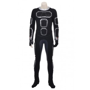 Human Torch Jonathan Storm Costume For Fantastic Four 2015 Film Cosplay
