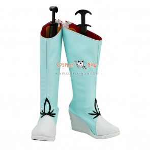 RWBY Cosplay Shoes Weiss Schnee Boots