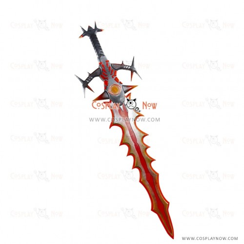 DOTA2 Eyeoffetitzu Sword Cosplay Props