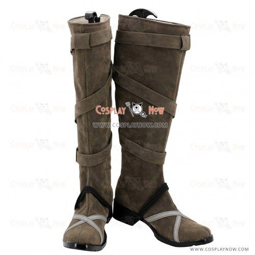 Star Trek Cosplay Shoes Jaylah Boots