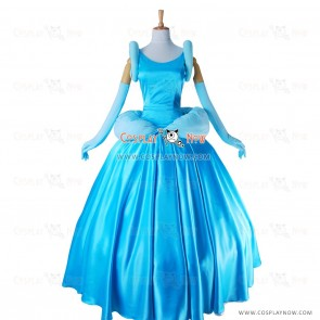 Cinderella Cosplay Princess Cinderella Costume