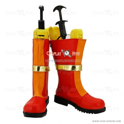 Oracle Anecdotes Cosplay Shoes Gen Yao Boots