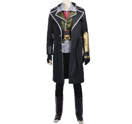 Syndicate Jacob Frye Costume For Assassins Creed Cosplay