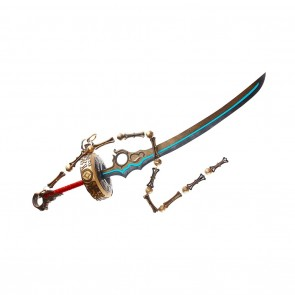 Alice Blade of Restriction Cosplay Sword with Chain SINoALICE Alice Cosplay Props