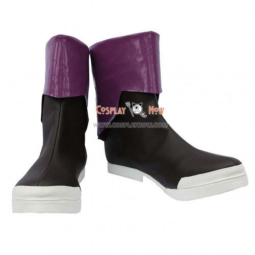 Gundam Seed Cosplay Shoes Flay Allster Boots