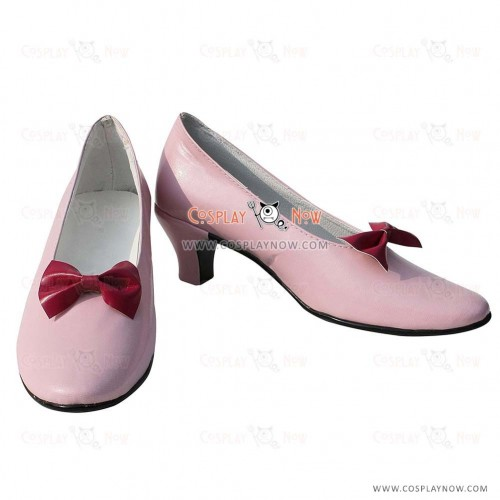 Shiki Cosplay Megumi Shimizu Shoes