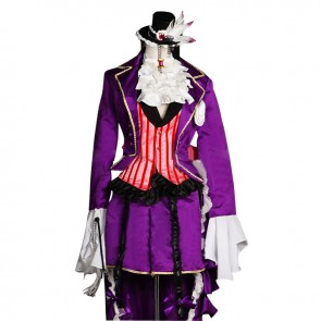 Kuroshitsuji Black Butler Alois Trancy Cosplay Costume