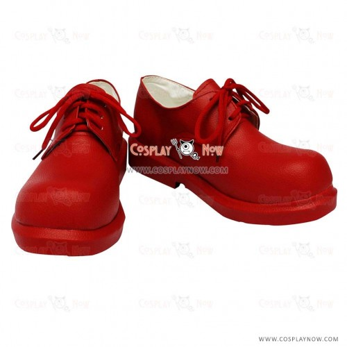 Touhou Project Red Aya Shameimaru Cosplay Shoes