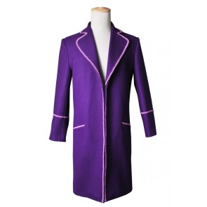 Charlie And The Chocolate Factory Willy Wonka Cosplay Costume