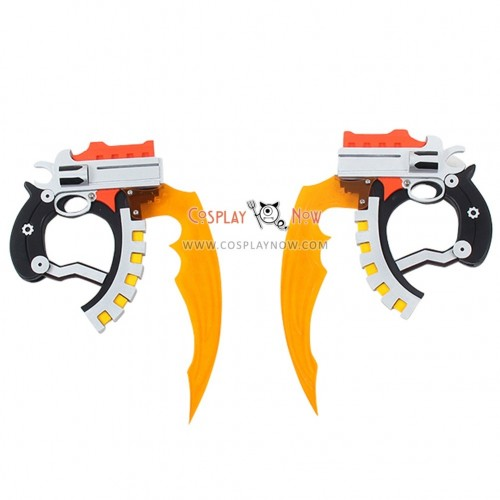 Hack Xth Form Haseo Blade Twin Blade PVC Cosplay Props