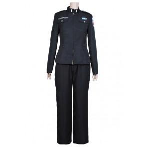 Stargate Universe Cosplay SGU Female Uniform Costume