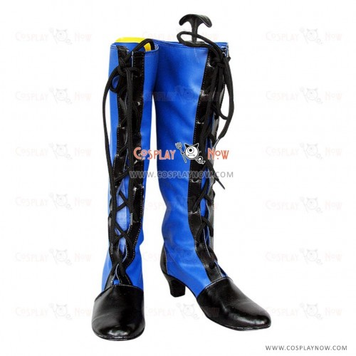 Black Butler Cosplay Shoes Ciel Boots