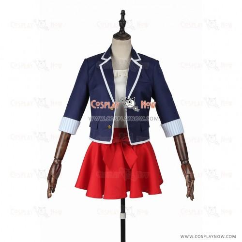 B-Project Cosplay Tsubasa Sumisora Costume