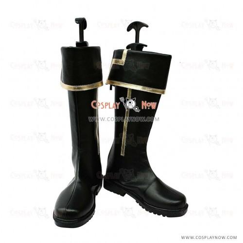 Pandora Hearts Cosplay Shoes Vessalius Boots