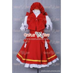Cardcaptor Sakura Cosplay Sakura Costume