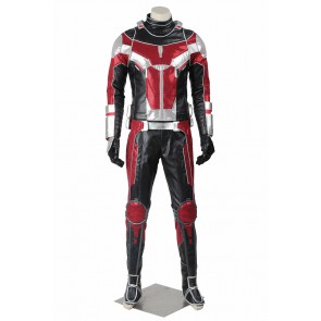 Captain America Ant-man Scott Lang Cosplay Costume