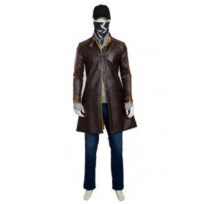 Watch Dogs Cosplay Aiden Pearce Costume