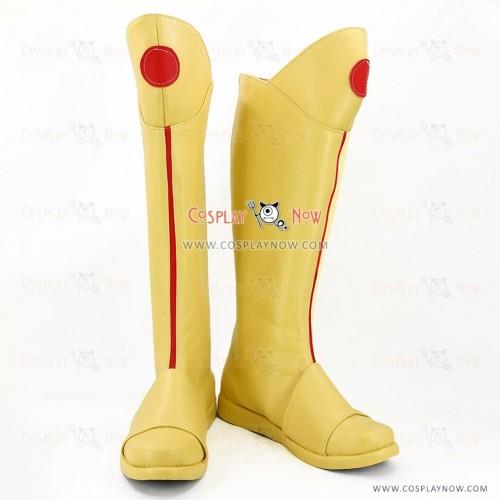Big Hero 6 Cosplay Shoes Go Go Tomago Boots